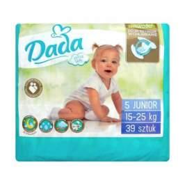 DADA Plenky Extra Soft - vel. 5 JUNIOR (15-25 kg) - 39ks